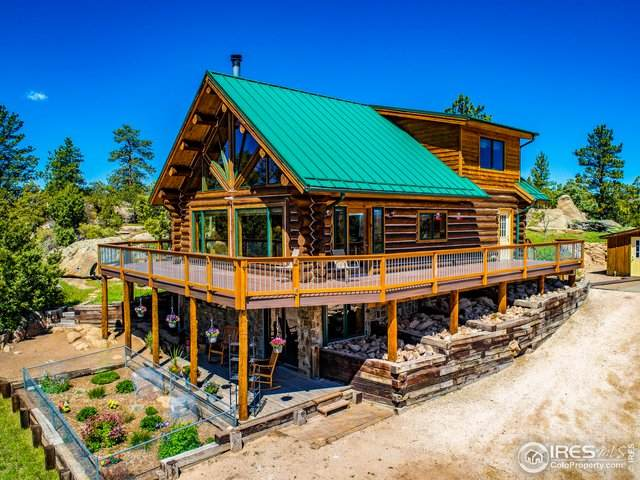 7855 W County Road 80C, Livermore, CO 80536 (MLS #912935) :: Kittle Real Estate