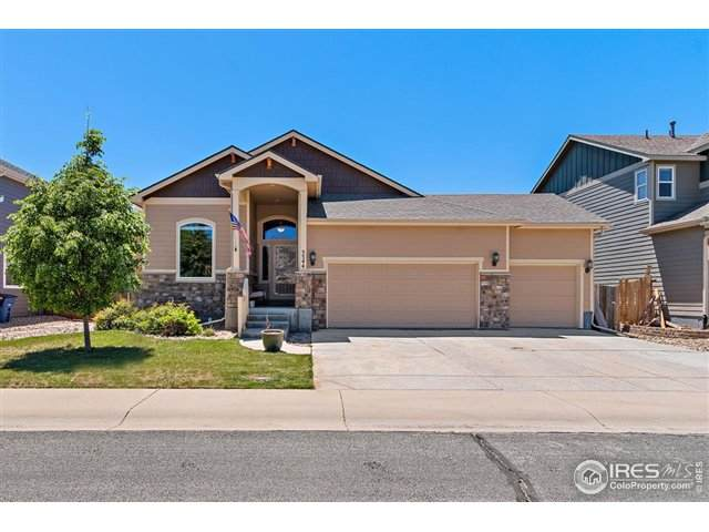 5544 Wetlands Dr, Frederick, CO 80504 (MLS #912936) :: J2 Real Estate Group at Remax Alliance
