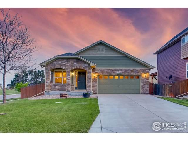 3321 Yule Trail Dr, Fort Collins, CO 80524 (MLS #912943) :: RE/MAX Alliance