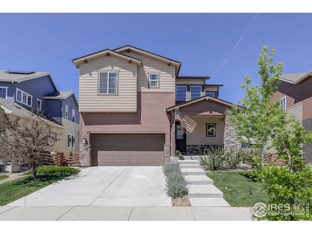 178 Starlight Cir, Erie, CO 80516 (#912945) :: The Griffith Home Team