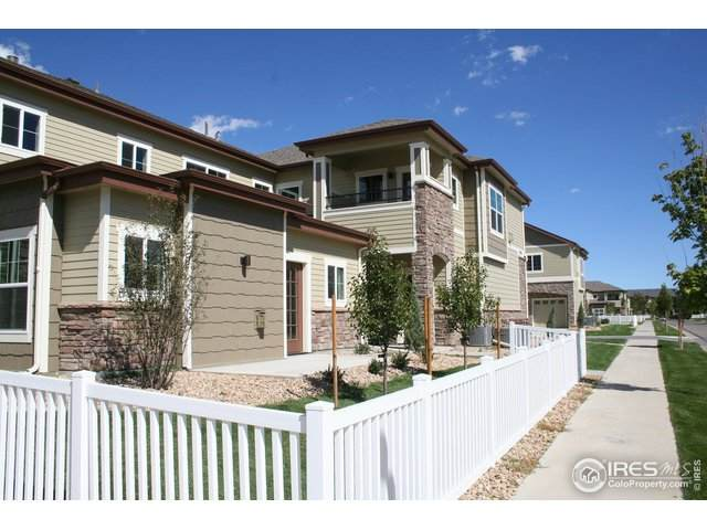 5020 Cinquefoil Ln H, Fort Collins, CO 80528 (MLS #912958) :: RE/MAX Alliance