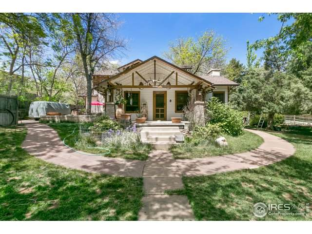 965 Linden Ave, Boulder, CO 80304 (MLS #912960) :: Downtown Real Estate Partners