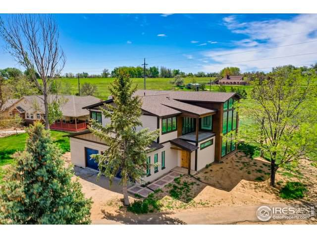 1988 Park Lake Dr, Boulder, CO 80301 (MLS #912980) :: RE/MAX Alliance
