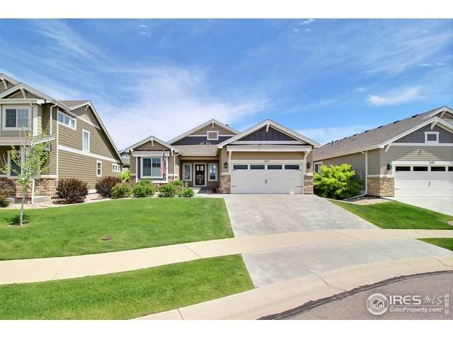 612 Cattail Ct, Greeley, CO 80634 (MLS #912981) :: J2 Real Estate Group at Remax Alliance