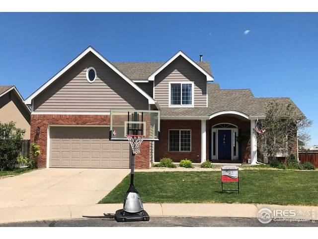 2380 42nd Ave Ct, Greeley, CO 80634 (MLS #912982) :: RE/MAX Alliance