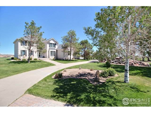 30534 County Road 55, Greeley, CO 80631 (#912983) :: The Griffith Home Team