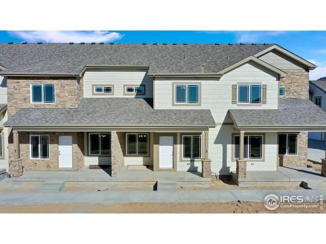 1669 Westward Pl #2, Eaton, CO 80615 (#912987) :: Kimberly Austin Properties