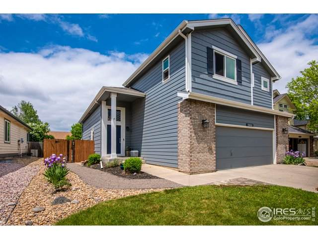 10411 Foxfire St, Firestone, CO 80504 (MLS #912989) :: Downtown Real Estate Partners