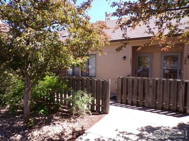 603 Park St #107, Sterling, CO 80751 (MLS #912992) :: Hub Real Estate