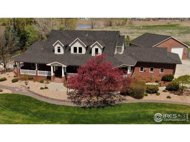 235 Mulligan Lake Dr, Mead, CO 80542 (MLS #912993) :: Tracy's Team