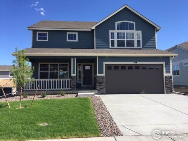 1428 87th Ave, Greeley, CO 80634 (MLS #913002) :: J2 Real Estate Group at Remax Alliance