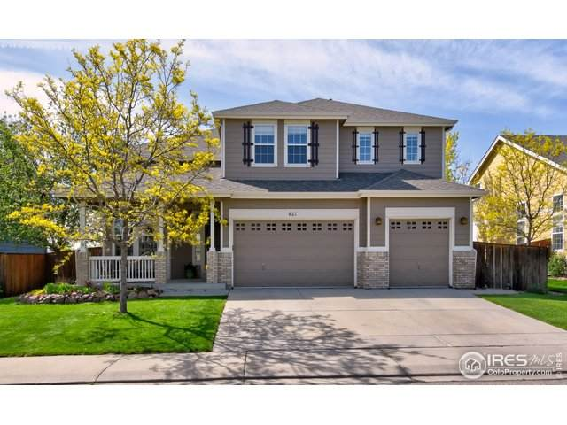 627 Glenarbor Cir, Longmont, CO 80504 (MLS #913009) :: J2 Real Estate Group at Remax Alliance