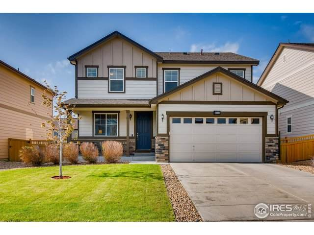 3331 Eagle Butte Ave, Frederick, CO 80516 (MLS #913022) :: Tracy's Team