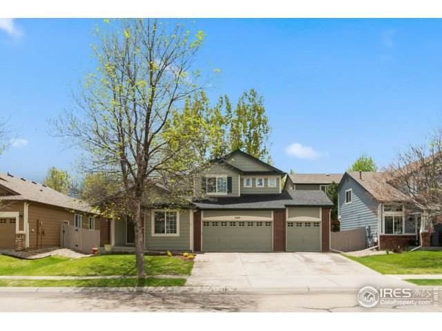 1233 Saint John Pl, Fort Collins, CO 80525 (MLS #913024) :: Colorado Home Finder Realty