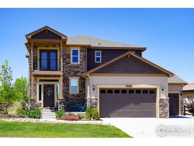 8160 White Owl Ct, Windsor, CO 80550 (MLS #913026) :: June's Team