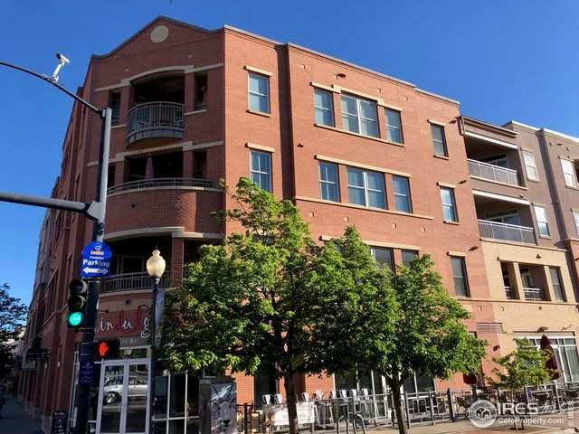 1275 Washington Ave #405, Golden, CO 80401 (MLS #913029) :: 8z Real Estate