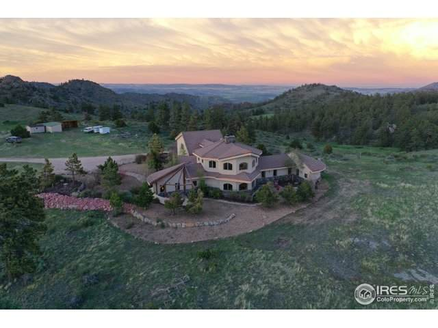 98 Eagle Rising Pl, Livermore, CO 80536 (MLS #913038) :: Kittle Real Estate
