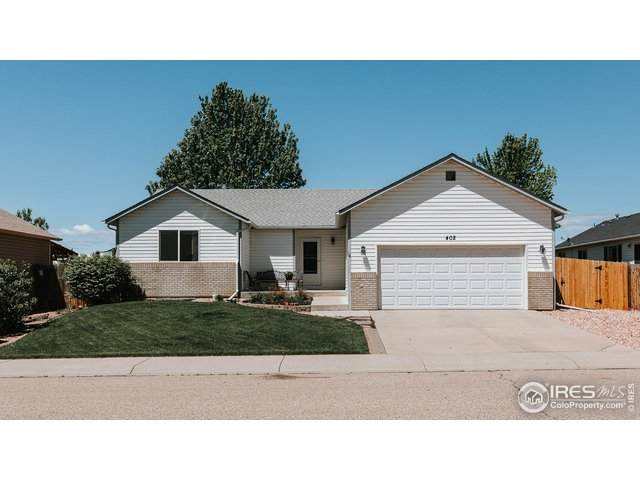 402 Rollingwood Dr, Windsor, CO 80550 (MLS #913042) :: Bliss Realty Group