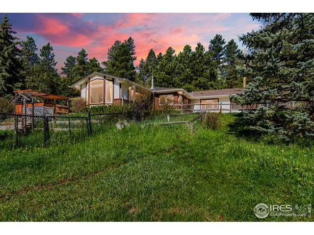 11491 Rist Canyon Rd, Bellvue, CO 80512 (#913053) :: The Dixon Group