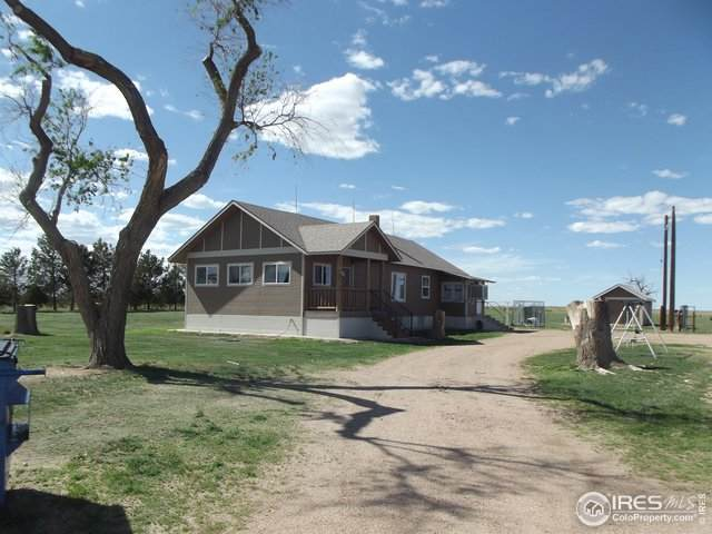 37043 County Road 82, Briggsdale, CO 80611 (#913061) :: West + Main Homes