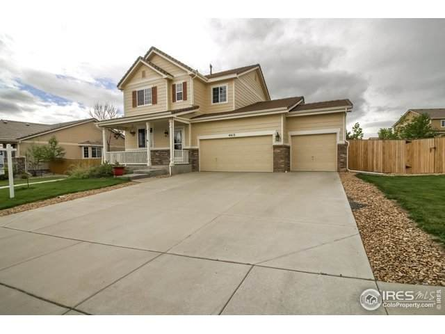 4612 Tumbleweed Dr, Brighton, CO 80601 (MLS #913065) :: J2 Real Estate Group at Remax Alliance