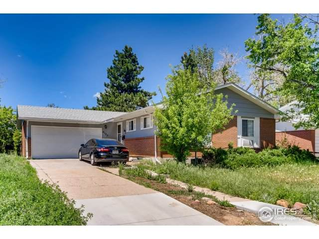 4125 Aurora Ave, Boulder, CO 80303 (MLS #913073) :: Downtown Real Estate Partners