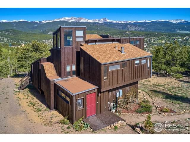 90 Peakview Dr, Nederland, CO 80466 (MLS #913084) :: Jenn Porter Group