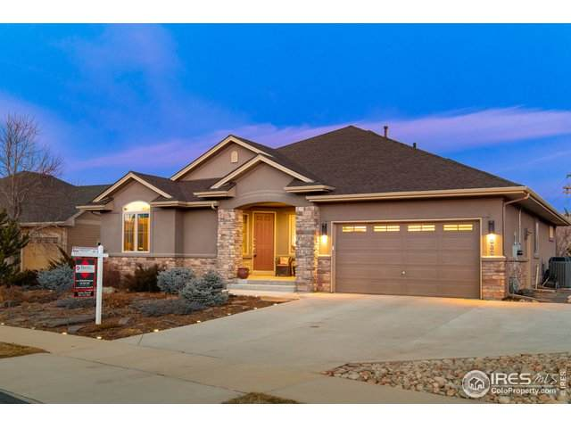 332 Mcconnell Dr, Lyons, CO 80540 (MLS #913086) :: Colorado Home Finder Realty