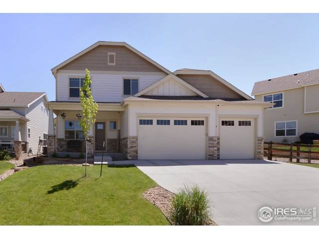 1402 63rd Ave Ct, Greeley, CO 80634 (MLS #913087) :: J2 Real Estate Group at Remax Alliance