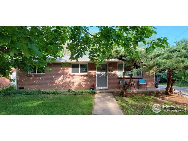 940 Quinn St, Boulder, CO 80303 (MLS #913090) :: Downtown Real Estate Partners