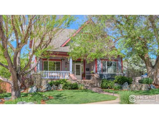 1041 Jefferson Ave, Louisville, CO 80027 (MLS #913101) :: Downtown Real Estate Partners