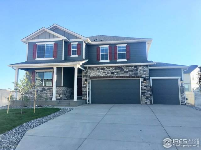 5319 Stagecoach Ave, Firestone, CO 80504 (#913103) :: The Peak Properties Group