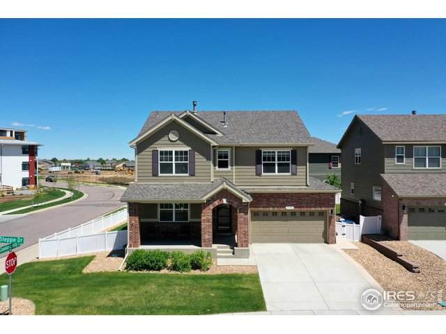 2198 Steppe Dr, Longmont, CO 80504 (MLS #913105) :: J2 Real Estate Group at Remax Alliance