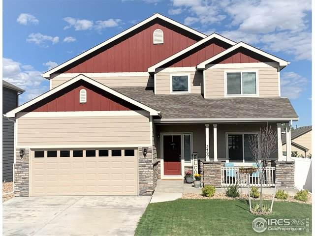 5469 Clarence Dr, Windsor, CO 80550 (MLS #913108) :: J2 Real Estate Group at Remax Alliance