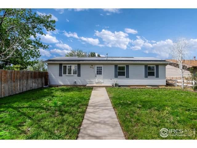 819 42nd St, Evans, CO 80620 (#913110) :: The Peak Properties Group