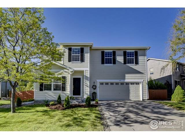 939 Saddlebrook Ln, Fort Collins, CO 80525 (MLS #913116) :: Jenn Porter Group