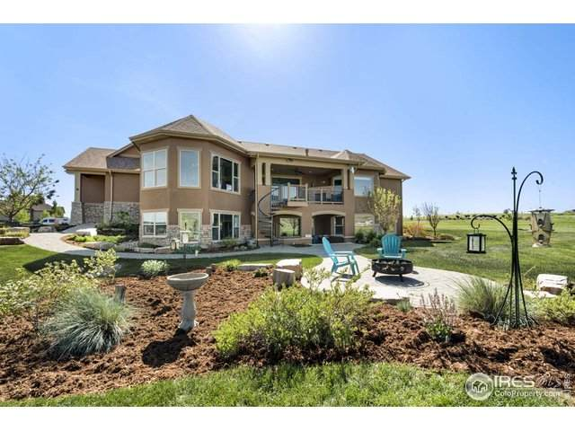 3517 Snowy Egret Ln, Berthoud, CO 80513 (#913120) :: The Brokerage Group