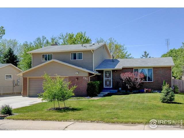 731 Wagonwheel Dr, Fort Collins, CO 80526 (MLS #913136) :: Colorado Home Finder Realty