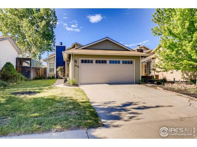 2816 Troxell Ave, Longmont, CO 80503 (MLS #913139) :: Jenn Porter Group