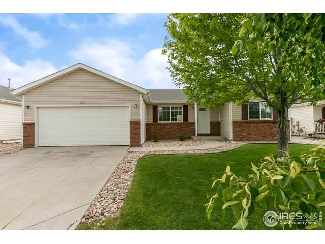 3802 Stagecoach Dr, Evans, CO 80620 (MLS #913143) :: Bliss Realty Group