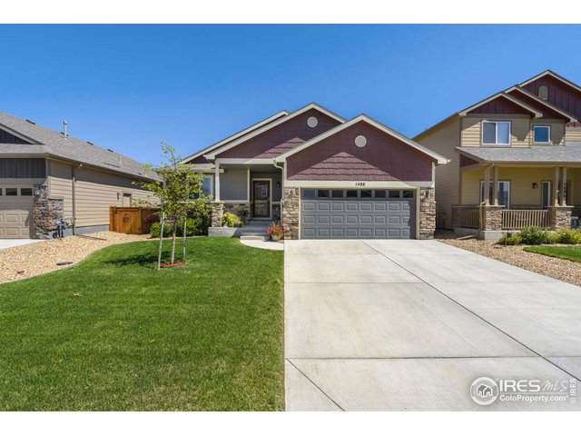 1488 Moraine Valley Dr, Severance, CO 80550 (MLS #913152) :: J2 Real Estate Group at Remax Alliance