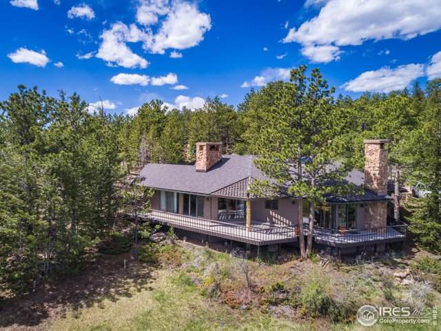 750 Fox Acres Dr, Red Feather Lakes, CO 80545 (MLS #913156) :: Re/Max Alliance