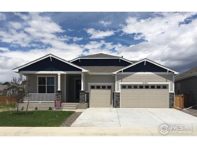 1390 Copeland Falls Rd, Severance, CO 80550 (MLS #913165) :: J2 Real Estate Group at Remax Alliance