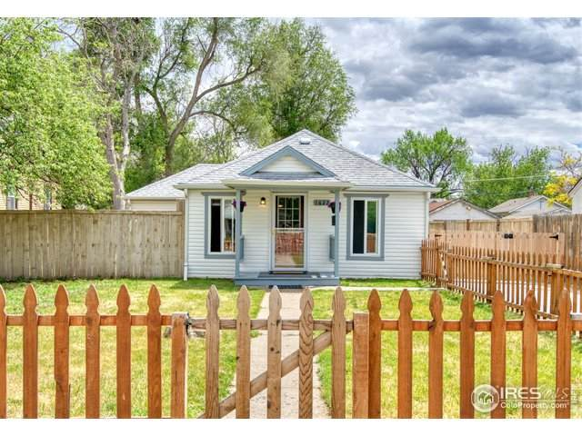 1622 7th St, Greeley, CO 80631 (MLS #913168) :: J2 Real Estate Group at Remax Alliance