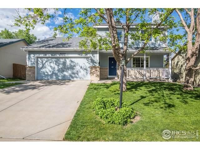 4430 N Lincoln Ave, Loveland, CO 80538 (MLS #913173) :: Bliss Realty Group