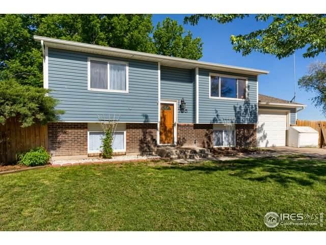 705 Elm St, Gilcrest, CO 80623 (MLS #913174) :: 8z Real Estate