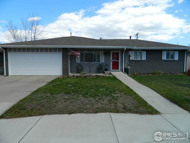 128 16th Ave Ct, Greeley, CO 80631 (MLS #913181) :: J2 Real Estate Group at Remax Alliance