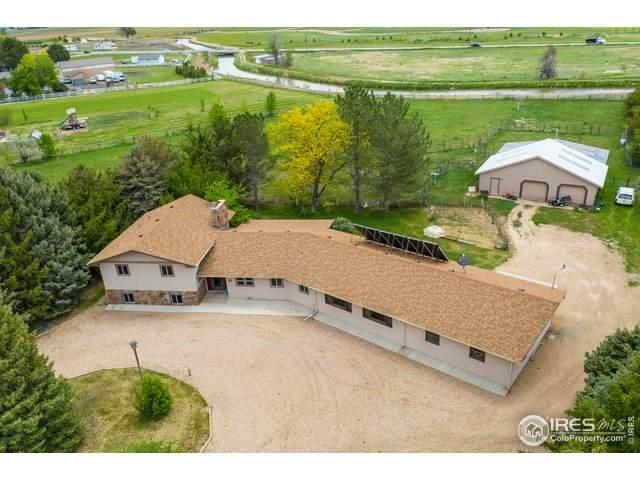 16876 Longs Peak Rd, Greeley, CO 80631 (MLS #913186) :: 8z Real Estate
