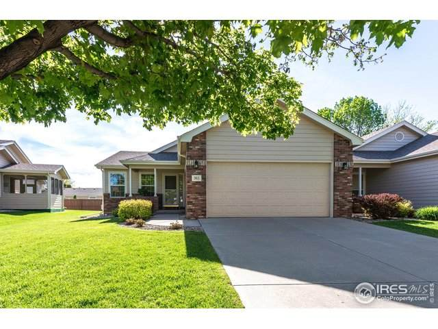363 Lilac Pl, Loveland, CO 80537 (MLS #913190) :: Bliss Realty Group