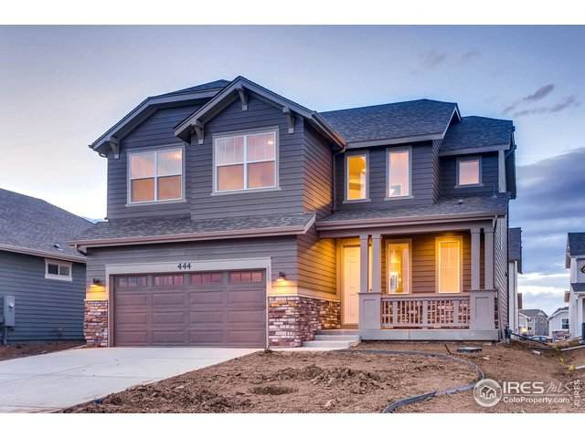 3105 Lake Helen Blvd, Mead, CO 80542 (#913195) :: milehimodern